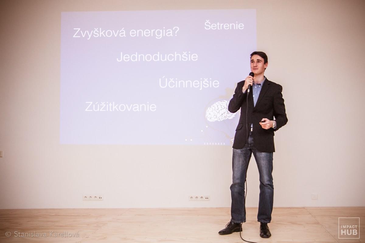Mladý slovenský inovátor