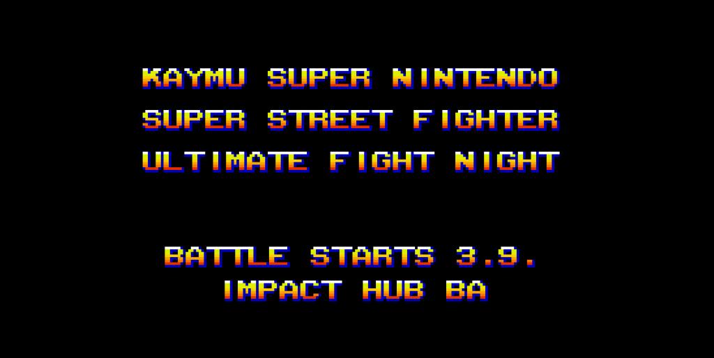 ultimated kaymu night fight