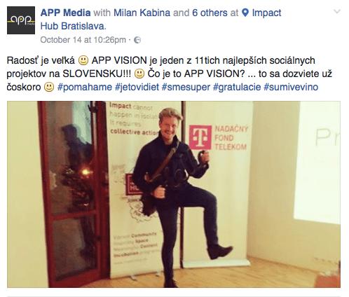 app vision